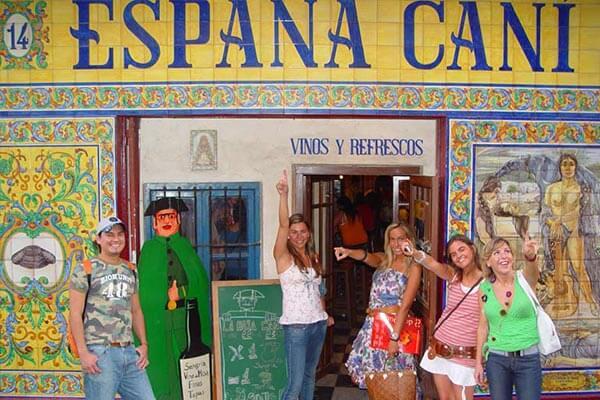 Hiszpania językowy wyjazd rodzinny do Madrytu - informacje o wyjeżdzie