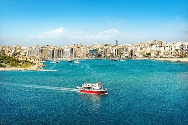 Malta językowy wyjazd rodzinny do St. Julian's - informacje o wyjeżdzie