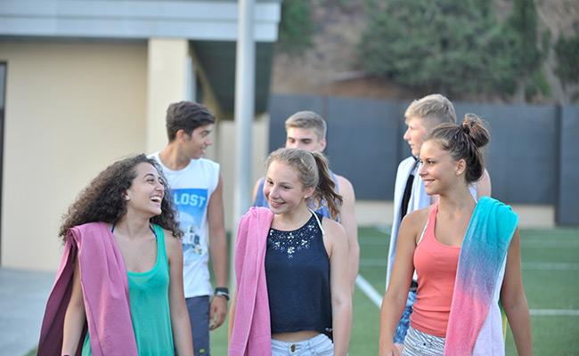 Hiszpania obóz językowy dla młodzieży w Maladze - czas wolny