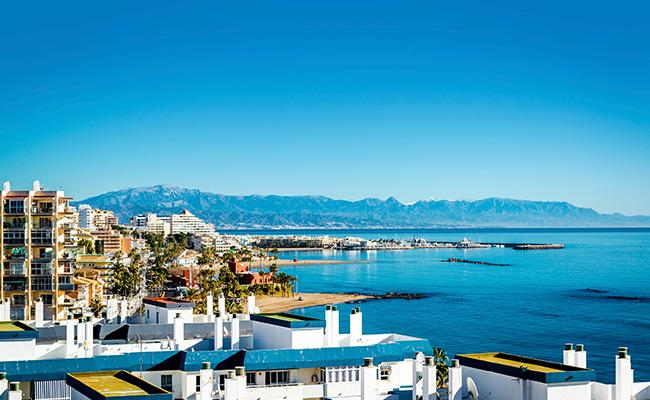 Hiszpania językowy wyjazd rodzinny do Malagi