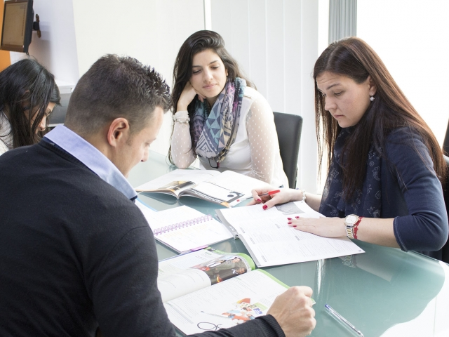 Malta biznesowy kurs angielskiego w St. Julian's - zajęcia