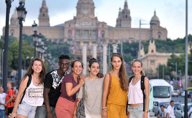 Hiszpania obóz językowy dla młodzieży w Barcelonie - czas wolny