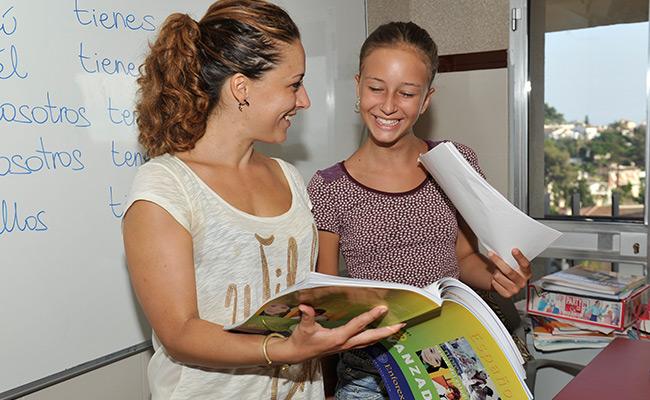 Hiszpania obóz językowy dla młodzieży w Maladze -zajęcia