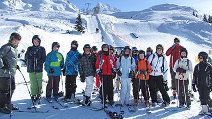 Lindenberg – język niemiecki dla młodzieży 13-17 lat, obóz z nartami i snowboardem