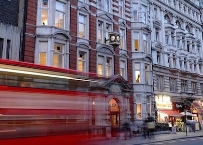 Angielski w Londynie dla dwojga