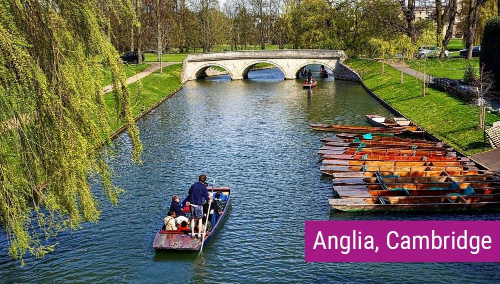 Kurs języka angielskiego dla dorosłych w Cambridge