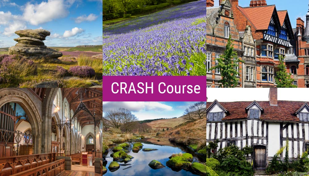 Wielka Brytania - CRASH course