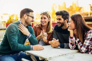 Kurs zagraniczny oznacza międzynarodową grupę i natywnego lektora