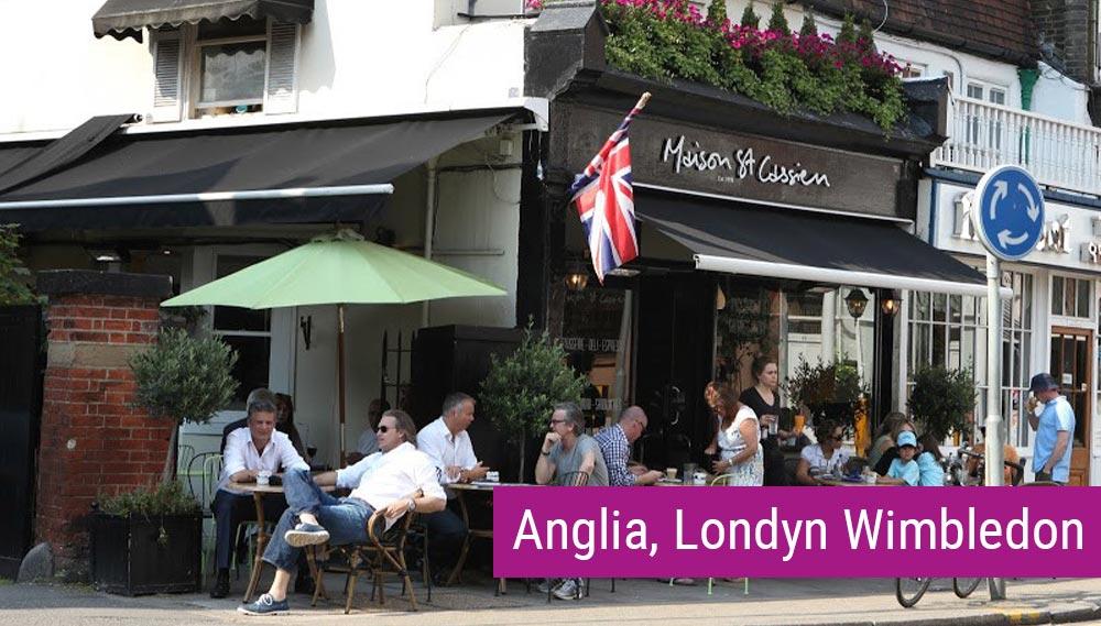 London Wimbledon kurs egzaminacyjny IELTS Express dla dorosłych