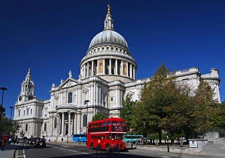 W programie zajęć pozalekcyjnych zwiedzanie Londynu