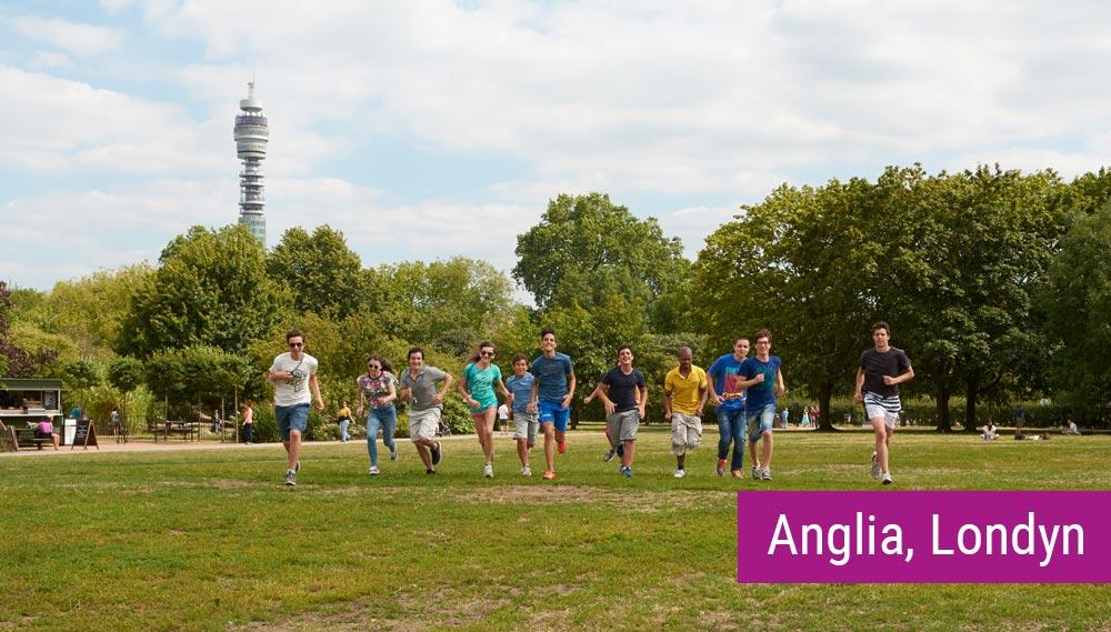 Obóz językowy dla młodzieży w Londynie, St. Giles