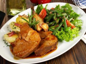 Obiad Wielkanocny w Szwajcarii