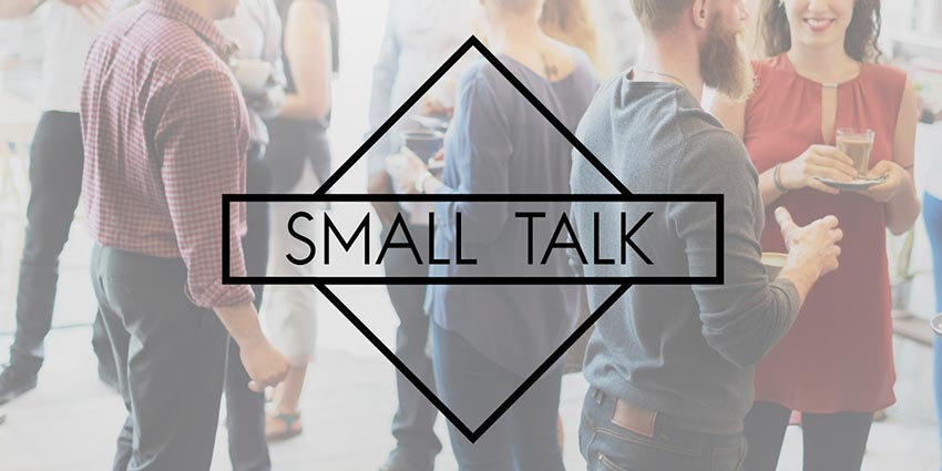 Small Talk - nie o pogodzie