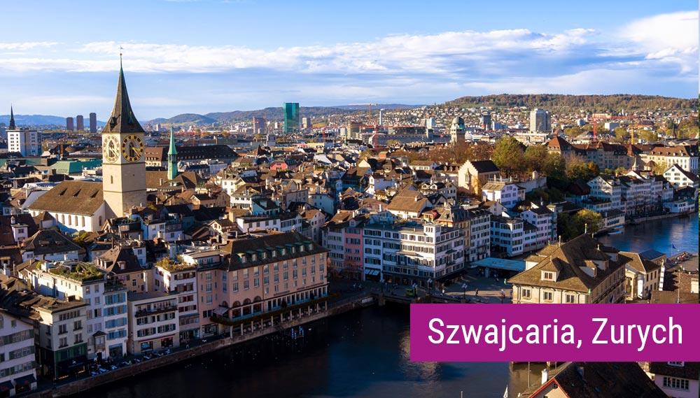 Kurs niemieckiego dla dorosłych w Zurychu