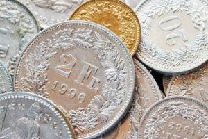 Monety przeznaczone na Zwänzgerle