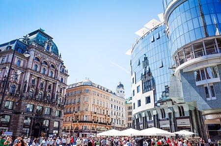 Kurs niemieckiego dla dorosłych w Wiedniu - zwiedzanie miasta