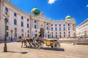 Zwiedzanie Wiednia dorożką