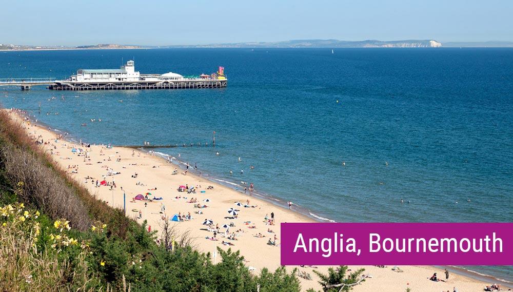 Kurs języka angielskiego nad morzem dla rodzin - Bournemouth