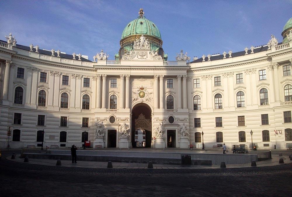 Wiedeń - Stare Miasto - Hofburg