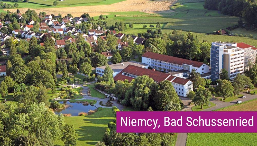 Teren kampusu w Bad Schussenried