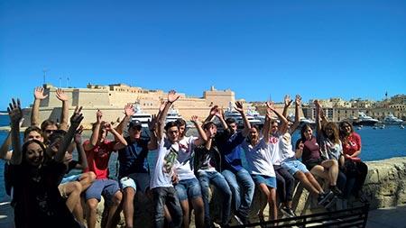 Malta - kameralny obóz językowy dla młodzieży