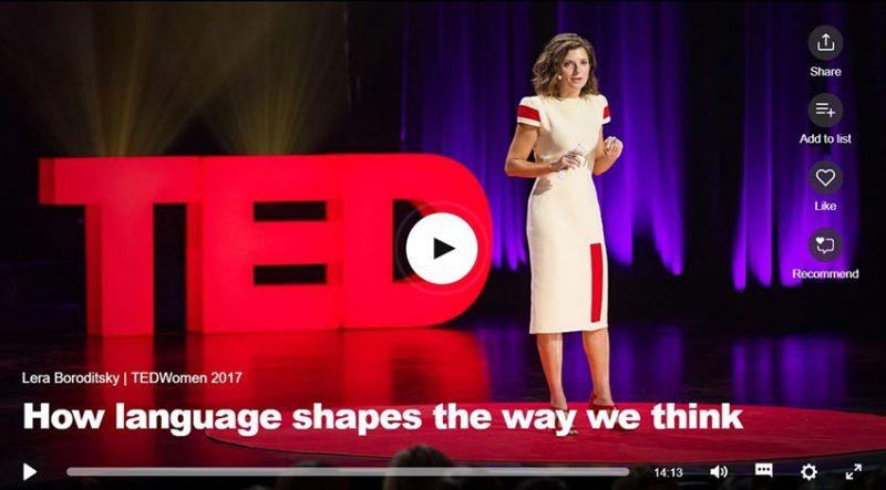 TED Talks - Jak wykorzystać do nauki języka?