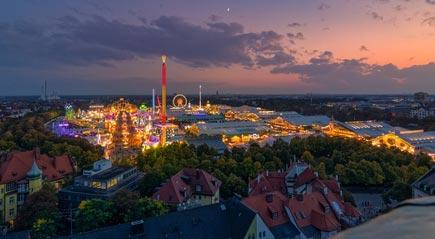 Oktoberfest w Monachium - kursy językowe dla dorosłych w Niemczech