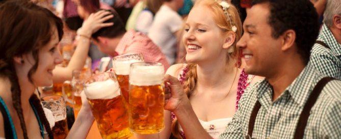 Nauka języka niemieckiego w monachium - Oktoberfest