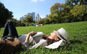 Central Park w Nowym Jorku