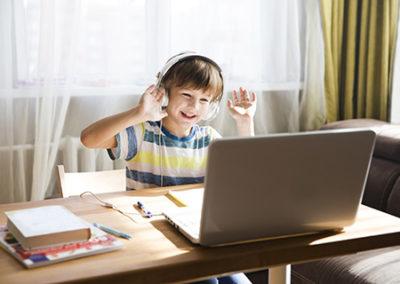Dla młodszych kursantów kursy mogą być połączone z zabawą