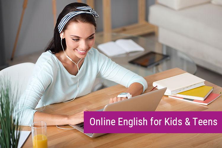 Online English for Teens - Angielski online dla dzieci i młodzieży