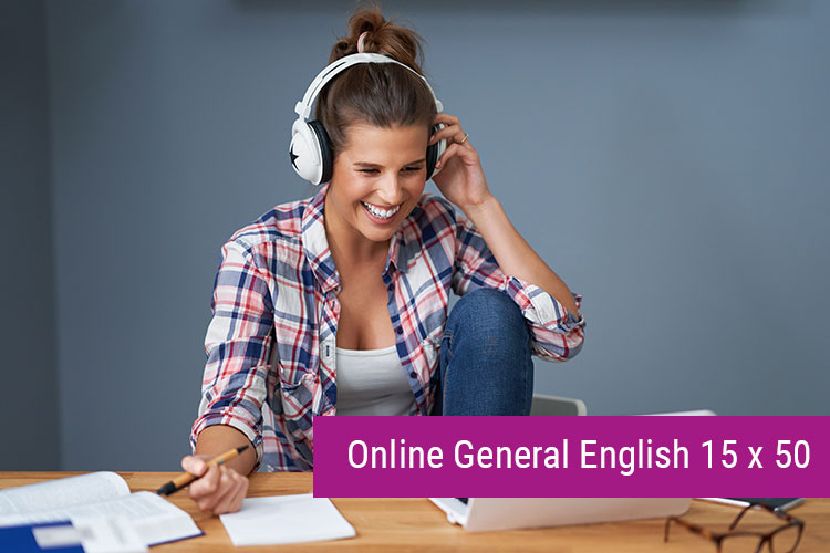 Online General English 15x50 minut