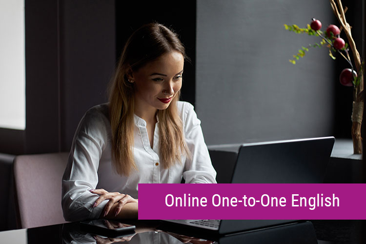 Online one-to-one English